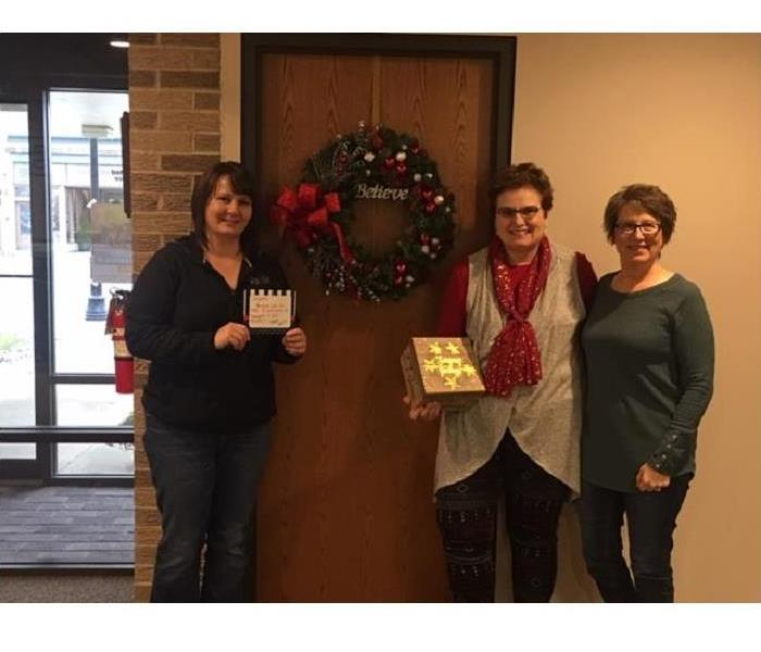 SERVPRO's 2018 Wreath Decorating Contest
